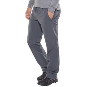 Regatta Xert Stretch II Trousers Men Short Seal Grey